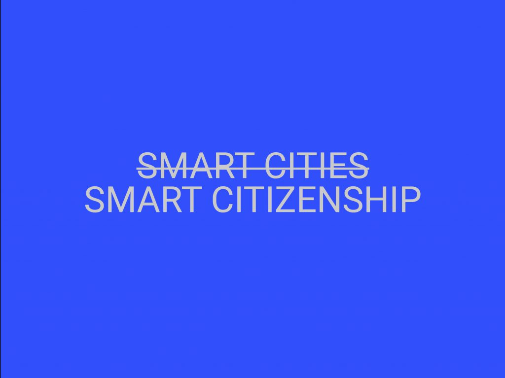 arquinterface smartcitizens